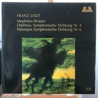 Liszt Mephisto Orpheus Maxeppa