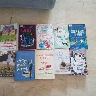 English Novels/ Story books