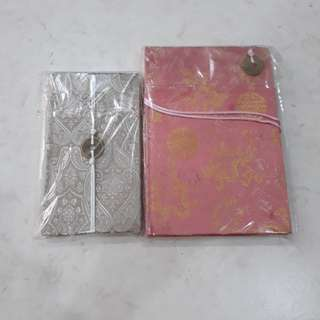 Brand New (Dragon Motifs) 2 Notebooks