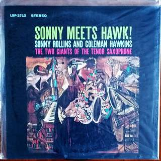Brand New/Sealed - Sonny Meets Hawk! (Classic Records Audiophile 180g Vinyl LP)
