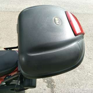 Motorcycle box for sale