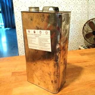 Petrol container,  5L