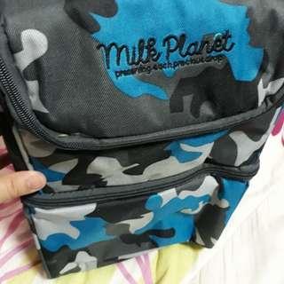 Cooler bag - blue