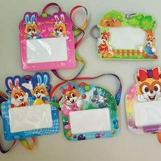 Children ezylink card holder