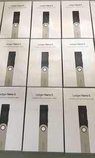Nano Ledger S Cheapest Sealed Brand new