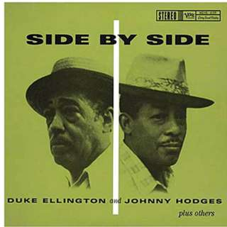 Brand New/Sealed - Side by Side - Ellington and Hodges (Classic Records Audiophile 180g Vinyl LP)