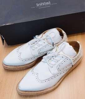 Initial 英倫女裝鞋 size 37