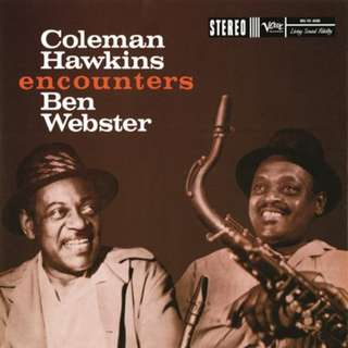 Brand New/Sealed - Coleman Hawkins Encounters Ben Webster (Classic Records Audiophile 180g Vinyl LP )