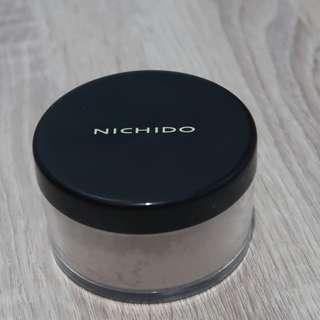 Nichido Setting Powder in Creamy Glow