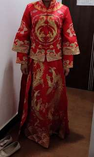 Chinese princess dress