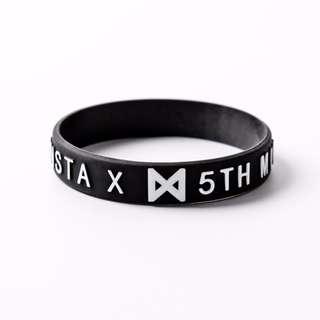 (Pre-order) Monsta X Wristband