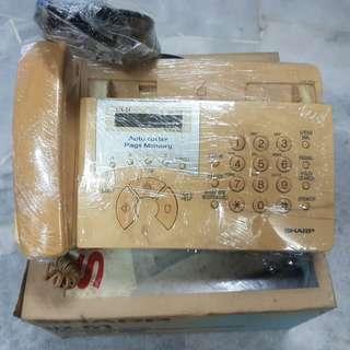 Used Sharp Fax Machine UX-61