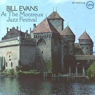 Brand New/Sealed - Bill Evans at Montreux Jazz Festival (Classic Records Audiophile 180g Vinyl LP)