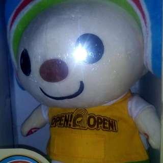 OPEN ! 和你在一起通訊娃娃