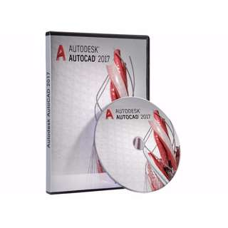 (Promo Limited Time) AutoCAD 2017 (Full Version Activated) #JAN55