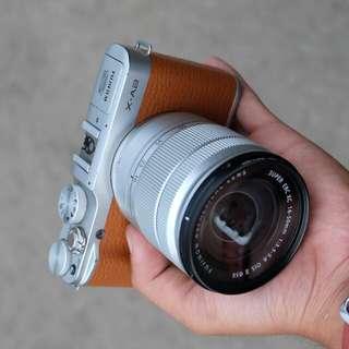 Mirrorless Fujifilm X-A2