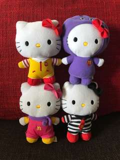 Hello Kitty McD special edition