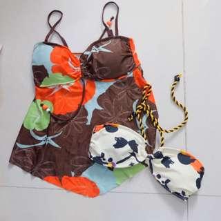 Bundle: Tank top and Bikini top