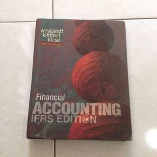 Financial Accounting (IFRS Edition)