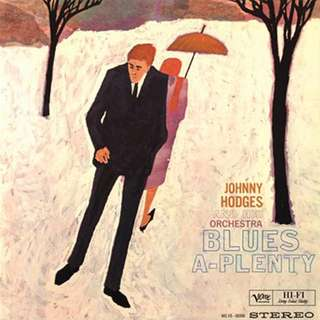 Brand New/Sealed - Johnny Hodges - Blues A-Plenty (Classic Records Audiophile 180g Vinyl LP)