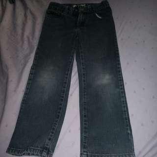 Boy's jeans pants