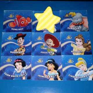 *Disney 5 year Stickers* & ❛Animation ❜