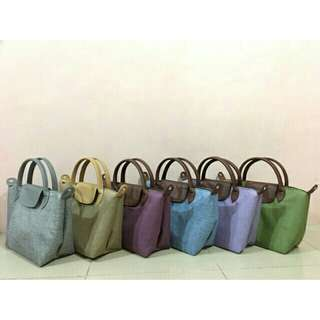 LONGCHAMP INSPIRED BAGS FOR SALE