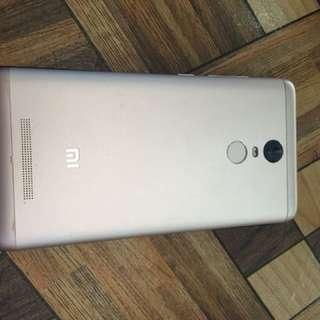 Xiaomi note 3 pro