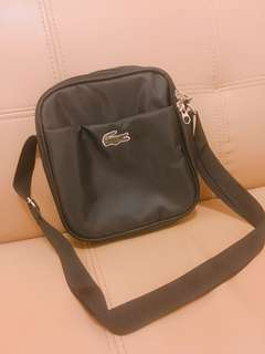Lacoste inspired bag