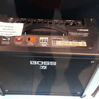 Boss Guitar Amplifier KTN-50