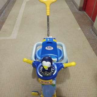 企鵝仔三輪單車。正品。