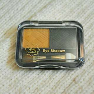 Viva eyeshadow No. 10 Black&Gold