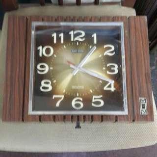 70年代掛鐘