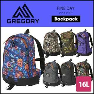 Gregory Fineday 16L