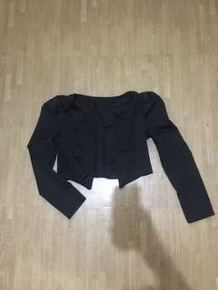 Black Office Jacket/Blazer