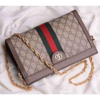 Gucci 包包(古奇女包拼皮Ophidia系列小號GG肩背包斜挎包,四種花色「Yuanroro優質賣場 鏈條包