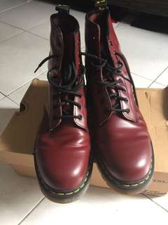 Dr Martens Boots Original 100%