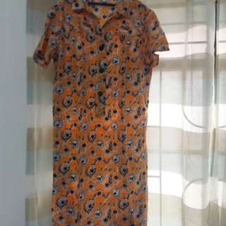 POLO DRESS fits M to L frames 50% off