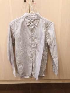 Uniqlo男版襯衫