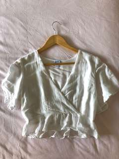 Universal Store White Top - Size 10
