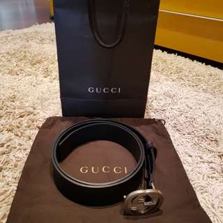 Gucci Belt (Original)