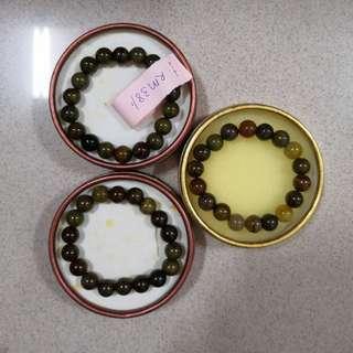 Tibetan Crystal Bead Bracelet