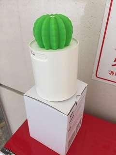 可愛仙人掌🌵加濕器