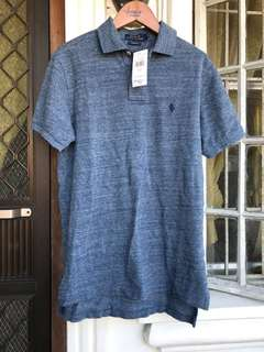 AUTHENTIC Ralph Laurent Custom Fit Polo Shirt