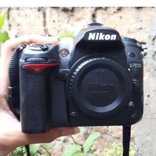 Nikon D7000 Lensa 18-105 Fullset (Gress & Muluss)