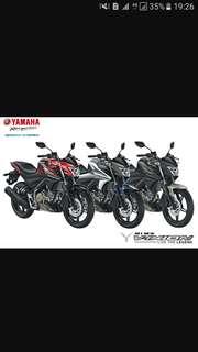 Yamaha New Vixion 2018