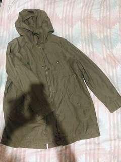 Green Jacket/Coat
