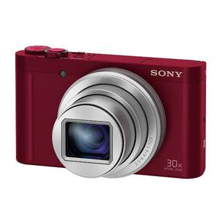 Sony wx500 Digital Camera