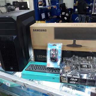 PC Rakitan Komputer Paket Gaming dan Design