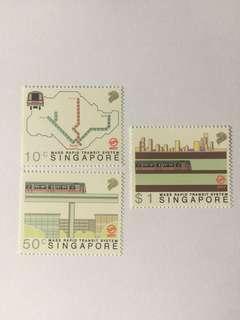 Singapore 1988 Smrt mnh